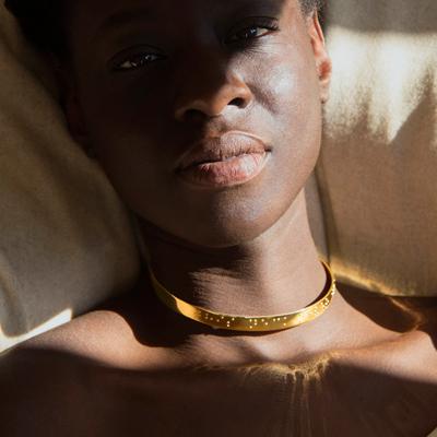 2bijou-bijoux-braille-brail-ambrecardinal-art-artiste-jewellery-jewelry-handmade-mode-fashion-or-photo-artdirection-styling-necklace-collier-blackbeauty